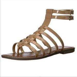 Sam Edelman | Nude Gilda Gladiator Sandal Size 7.5